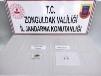 Zonguldak'ta Uyuşturucu Madden Kullanan 2 Kişi Yakalandı