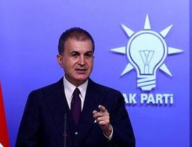 AK Parti'den ABD'ye sözde soykırım tepkisi!