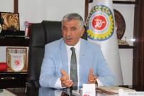 Başkan Uslu'dan '23 Nisan' Mesajı