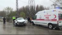 Bayburt'ta 2021 Yılının İlk 3 Ayında 49 Trafik Kazası Meydana Geldi