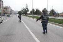 Beyşehir'de Sokağa Çıkma Yasağını İhlal Eden 7 Kişiye Ceza