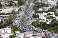 Bodrum'da Trafik Kabusu