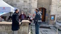 Bolu'da Vatandaşlar Hırsızlık Ve Dolandırıcılığa Karşı Uyarıldı