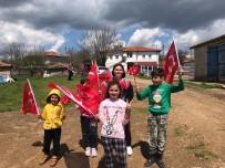 Bulgaristan'ın Sınır Köylerinde Yaşayan Çocuklara 23 Nisan Hediyesi