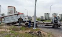Diyarbakır Büyükşehir Belediyesi Zabıta Ekipleri Kamusal Alan İşgallerini Denetledi