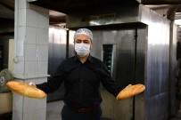 Elbistan Halk Ekmek Fabrikası'nda Günlük Üretim 10 Bin Adede Çıktı