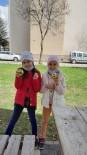 ESCEVDER 'Çim Adam' Dağıtarak Çocuk Bayramını Kutladı