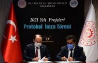 ETÜ'nün İki Projesine DAP Desteği