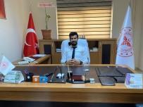Gerger Devlet Hastanesi Müdürlüğü'ne İbrahim Halil Cetinkaya Atandı
