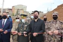 Hakkari'de 72 Daireli Jandarma Konutunun Temeli Atıldı