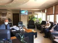 İl Müdürlerinden Başkan Yaman'a Ziyaret