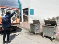 İnönü'de Hijyen Ve Dezenfekte Çalışmaları Aralıksız Devam Ediyor