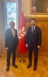 İş İnsanı Ulupınar'dan TBB Başkanı Çakar'a Ziyaret
