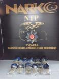 Isparta'da 11 Kilo 426 Gram Uyuşturucu Ele Geçirildi