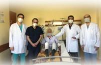 KEA Hastanesinde İlk Kez Diz Kireçlenmesi Ameliyatı Yapıldı