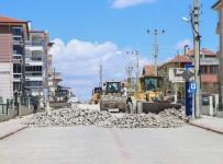 Kütahya Belediyesi Asfalt Sezonunu Başlattı