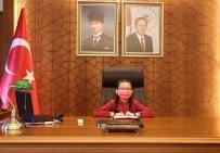 Nevşehir'in Çocuk Valisi Açıklaması 'Maske, Mesafe, Temizlik Kuralına Uyunuz'