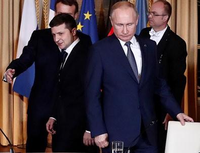 Putin, Zelensky'nin çağrısına cevap verdi!
