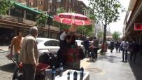 Ramazan Ayının Vazgeçilmezi, Meyan Şerbeti Tezgahta Yerini Aldı