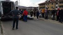 Sokak Ortasında Tartıştığı Kayınbiraderini Öldürdü