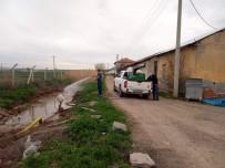 Sungurlu'da Vektörel Mücadele Devam Ediyor