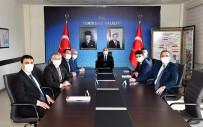 Tekirdağ Yatırım Ve İstihdam İmkânları Değerlendirme Toplantısı Yapıldı