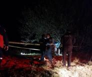 Traktör İle Ağaç Arasına Sıkışarak Hayatını Kaybetti