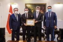 Van Büyükşehir Belediyesi Genel Sekreteri Çelikel, Göreve Başladı