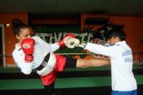 Vanlı Sporcuların Kick Boks Başarısı
