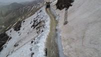 Yaz Mevsiminde 5 Metre Kar