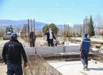 Yöresel Ürünler Satış Merkezi İnşaatı 240 Günde Tamamlanacak