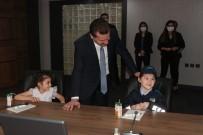 23 Nisan'da Makama Oturan Efsa Sezin Akın'dan Başkanlık Yorumu