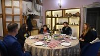 23 Nisan Hediyesi Tarihi Binada İftar Yemeği