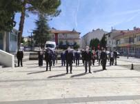 23 Nisan Ulusal Egemenlik Ve Çocuk Bayramı Sade Bir Törenle Kutlandı