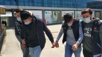 511 Adet Uyuşturucu Hapla Yakalanan 2 Kişi Gözaltına Alındı