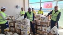 Adalı Derneğin'den İhtiyaç Sahibi Ailelere Ramazan Yardımı