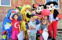 Altınordu'da 23 Nisan Coşkusu Evlere Taşındı