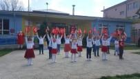 Anaokulu Öğrencileri 23 Nisanı Buruk Kutladı