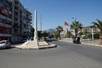 Aydın'da Sokağa Çıkma Kısıtlaması Devam Ediyor
