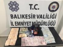 Balıkesir'de Polisten 'Huzur' Operasyonu 21 Şahsa Gözaltı