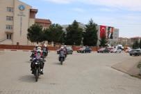 Bartın'da Araç Konvoyu İle 23 Nisan Coşkusu Yaşatıldı