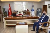 Başkan Kayda, Makamını Minik Öğrenciye Bıraktı