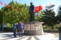 Bozyazı'da 23 Nisan Sade Bir Törenle Kutlandı