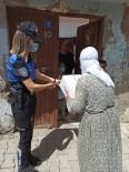 Cizre Polisinden İhtiyaç Sahibi Ailelere Gıda Yardımı