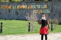 Dumlupınar'da 23 Nisan Ulusal Egemenlik Ve Çocuk Bayramı Kutlandı