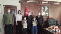 Erciş'te Öğrenciler Kaymakamlık Makamına Oturdu