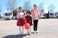 Fatsa'da '23 Nisan' Kutlamaları