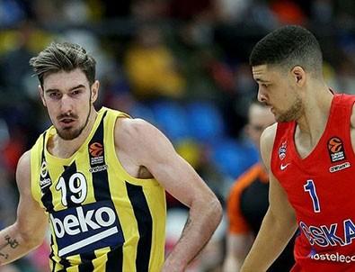 Fenerbahçe CSKA Moskova'ya yenildi!