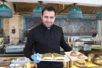 Gaziantep'in Yeni Tatlıları 'Bomba' Ve 'Burger' Baklavaya Rakip