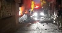 Gaziantep'te Doğalgaz Bomba Gibi Patladı Açıklaması 3 Yaralı
